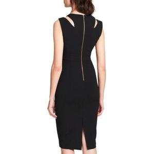 Calvin Klein Dresses - Calvin Klein CK Cutout Shoulder Sheath Dress